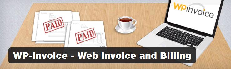 Download WordPress Invoice plugin